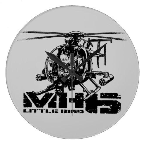 MH_6 Little Bird Wall Clock