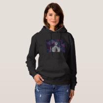 MH women's cool design hoodie