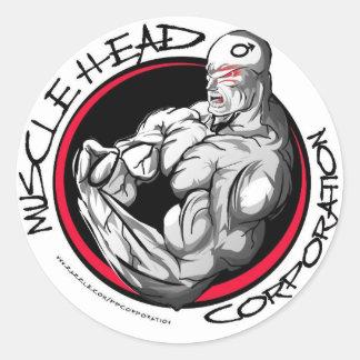 MHC Logo Stickers