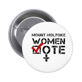 MHC Women Vote Pin