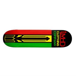 MHD Clothing Company Deck Custom Skate Board