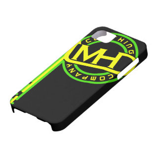MHD Clothing Company iPhone Case (Drips) BGY iPhone 5 Case