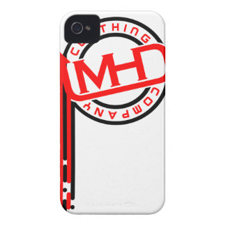 MHD Clothing Company iPhone Case (Drips) WBR iPhone 4 Case-Mate Cases