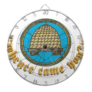Mhence Came You Dart Boards