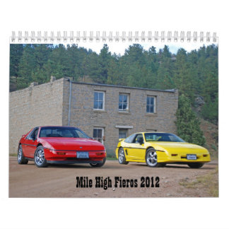 MHFC 2012 CALENDARS
