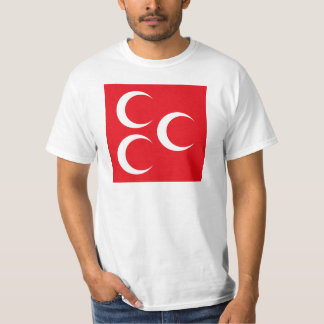 Mhp, Turkey flag T-Shirt