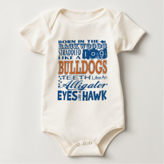 MHS Fight Song Baby Bodysuit