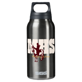 MHS Marching Indians -- Insulated Water Bottle