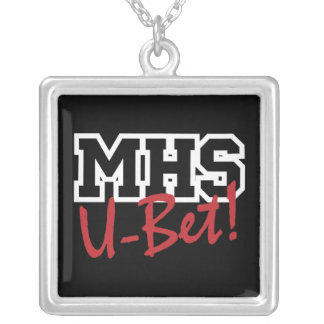 MHS U-Bet! Necklace