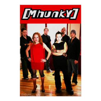 Mhunky Poster