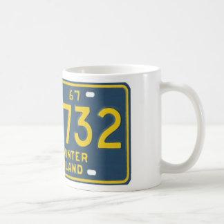 MI67 COFFEE MUG