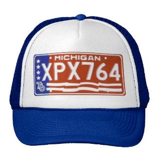 MI76 TRUCKER HAT