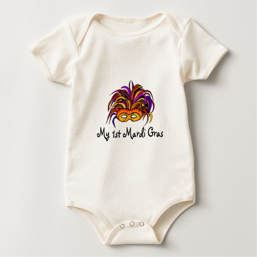 Mi 1r carnaval body para bebé