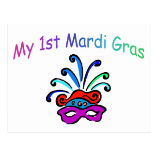 Mi 1r carnaval postal
