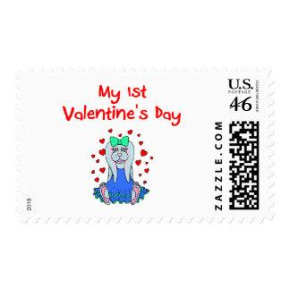 Mi 1r día de San Valentín Envio
