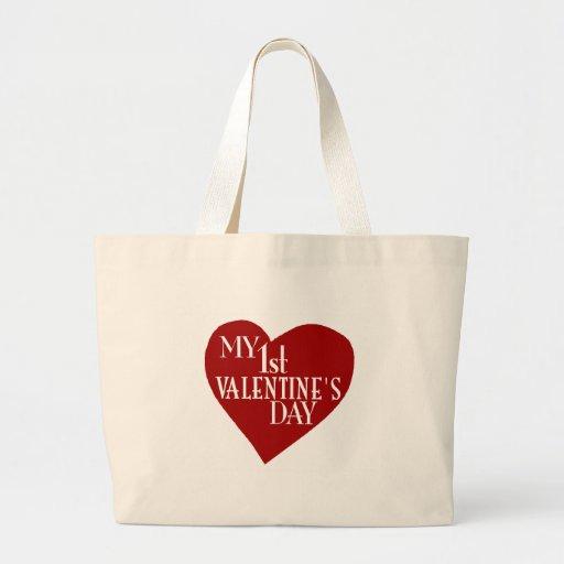 Mi 1r el día de San Valentín Bolsas