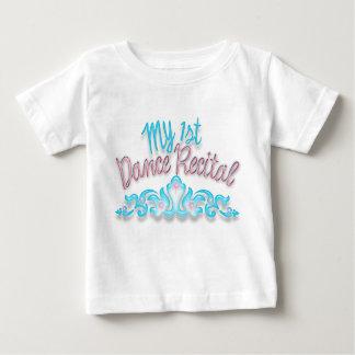 Mi 1ra camiseta del decreto de la danza playeras