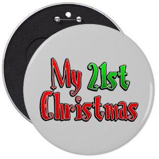 Mi 21ro navidad pin redondo 15 cm