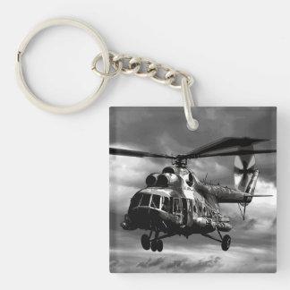 Mi-8 Keychain