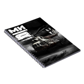 Mi-8 Libro De Apuntes