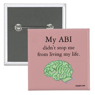 """""""Mi ABI no me paró"""" botón Pin"""