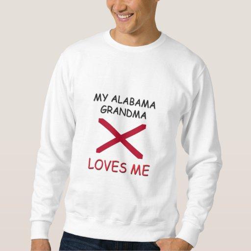 Mi abuela de Alabama me ama Pulóvers Sudaderas