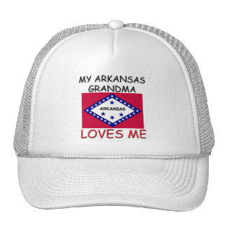 Mi abuela de Arkansas me ama Gorro