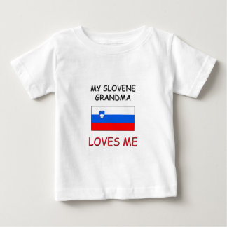 Mi abuela de Eslovenia me ama Playera