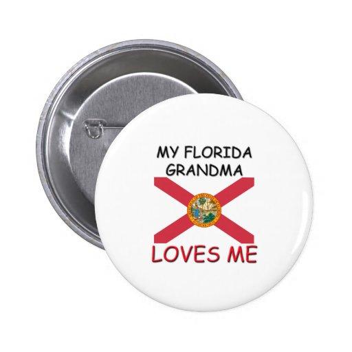 Mi abuela de la Florida me ama Pins