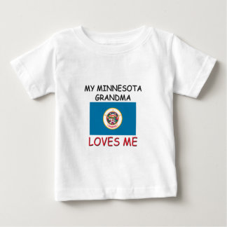 Mi abuela de Minnesota me ama Playera