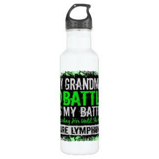 Mi abuela del linfoma demasiado 2 de la batalla