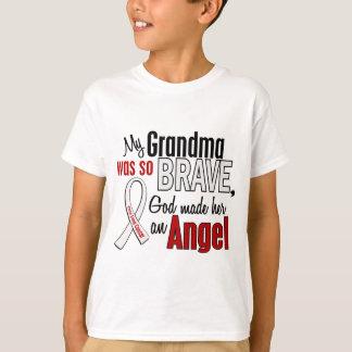 Mi abuela es un cáncer de pulmón del ángel playera