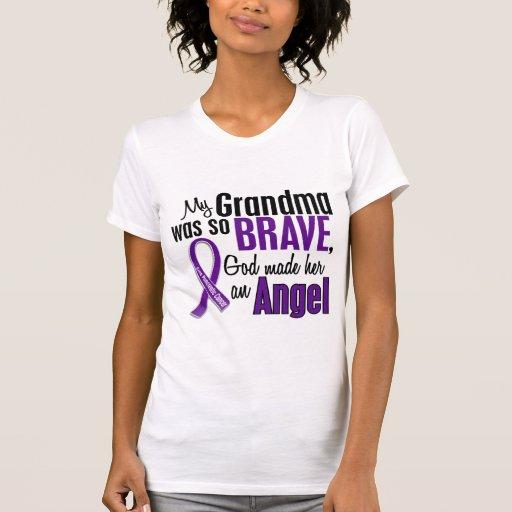 Mi abuela es un cáncer pancreático del ángel playera