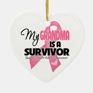 Mi abuela es un superviviente - cáncer de pecho ornato