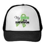 Mi abuela es un superviviente - linfoma gorras de camionero