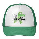 Mi abuela es un superviviente - linfoma gorras