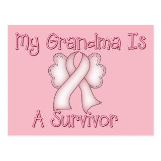 Mi abuela es un superviviente postales