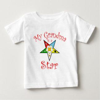 Mi abuela es una estrella playera de bebé