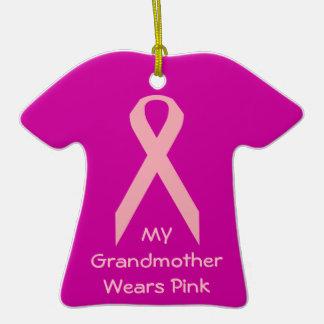 Mi abuela lleva rosa ornamentos de reyes magos
