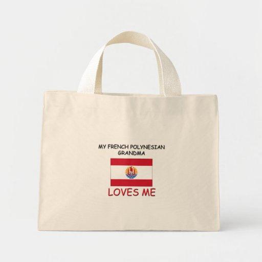 Mi abuela polinesia francesa me ama bolsa