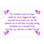 Mi abuela postal
