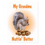 Mi abuela postales