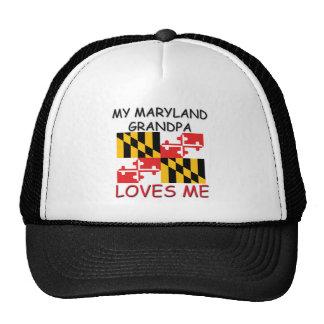Mi abuelo de Maryland me ama Gorro