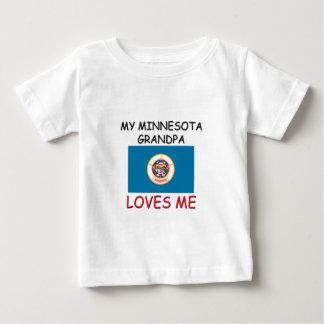 Mi abuelo de Minnesota me ama Playeras