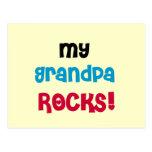 Mi abuelo oscila las camisetas y los regalos tarjeta postal