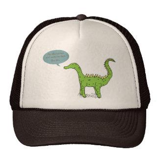 Mi ácido ribonucleico hizo que parece esto gorras de camionero