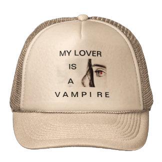 MI AMANTE ES un gorra del VAMPIRO