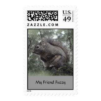 Mi amigo borroso sellos