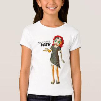 Mi amigo Izzy - camiseta Playeras
