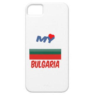 Mi amor Bulgaria iPhone 5 Fundas